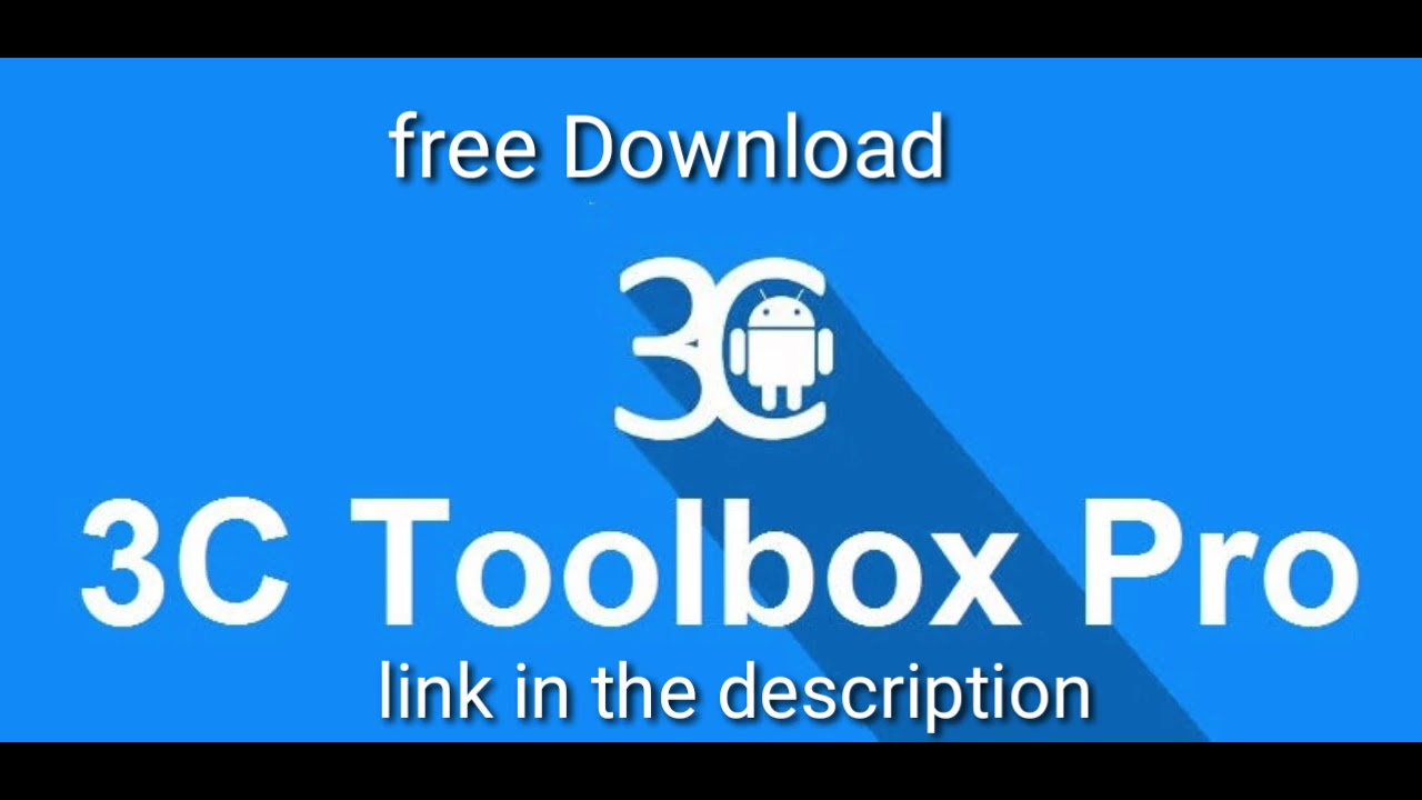 3C All-in-One Toolbox Pro