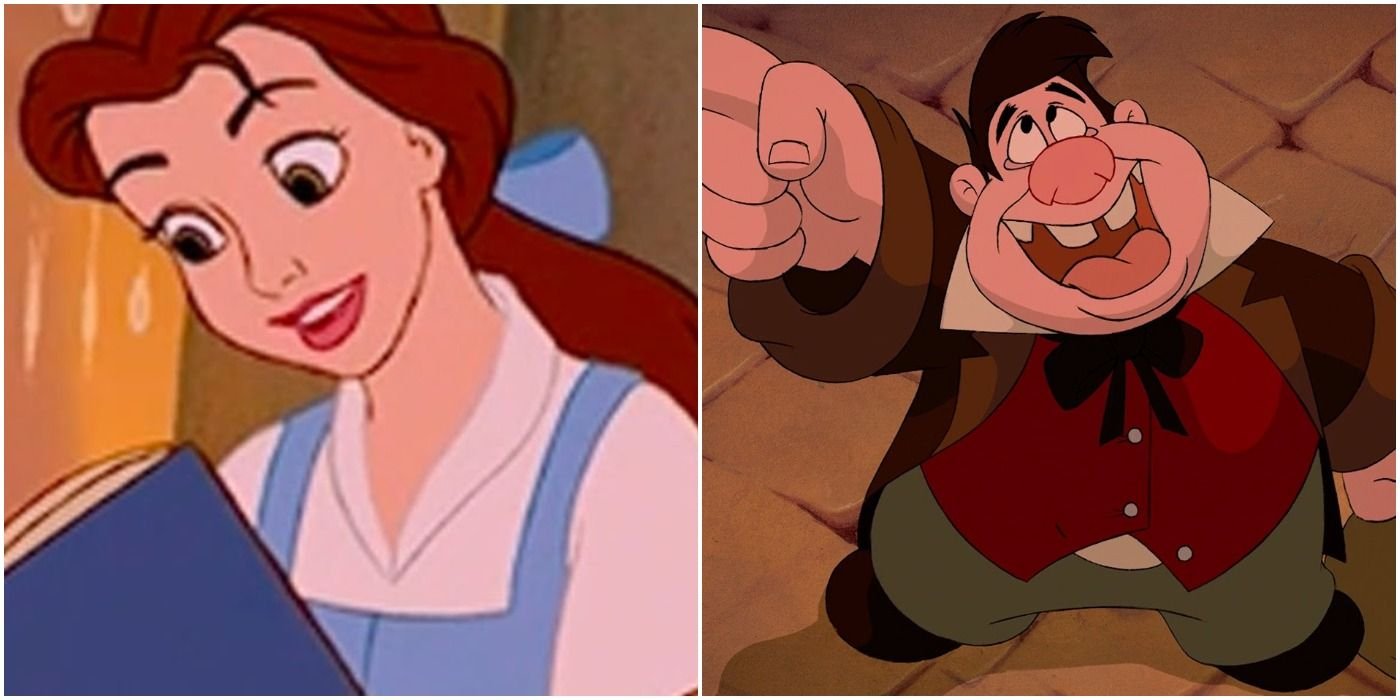 Beauty and the said the Beast