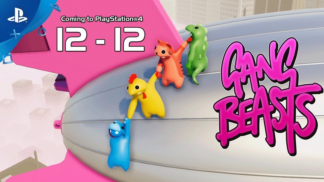 Group Beasts Games