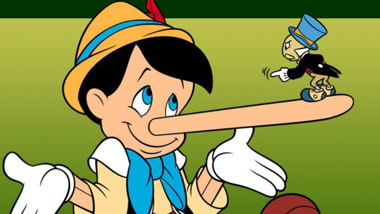 The tale of 'Pinocchio' 2021