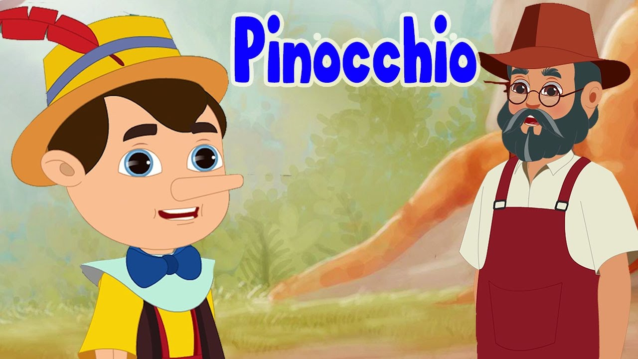 The tale of 'Pinocchio'