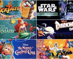 Disney reveals all movies and TV series coming