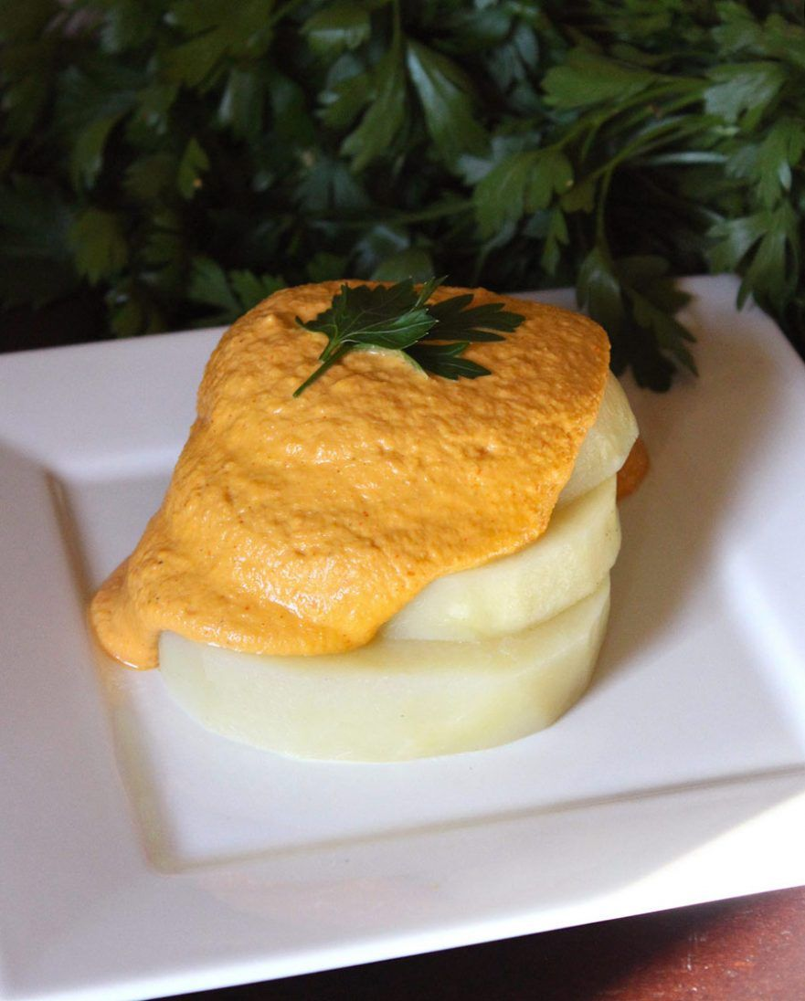 Cachangas with cheese recipe 2022