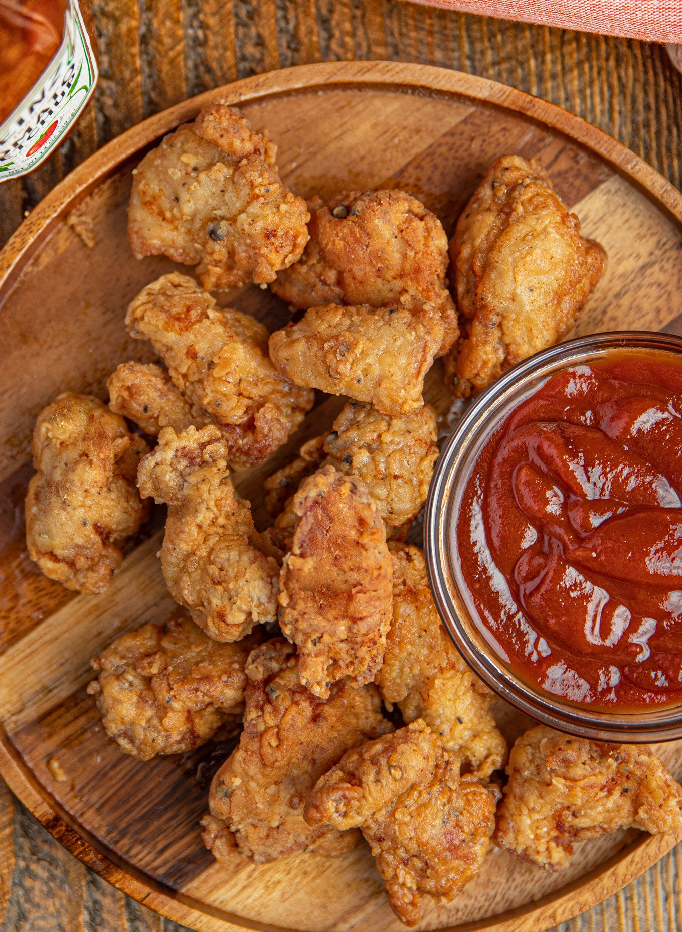 Baked Chicken Nuggets Recipe