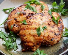 Chicken recipe with apricot and chipotles 2022