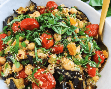 Chickpea Salad with Vegetables Recipe 2022