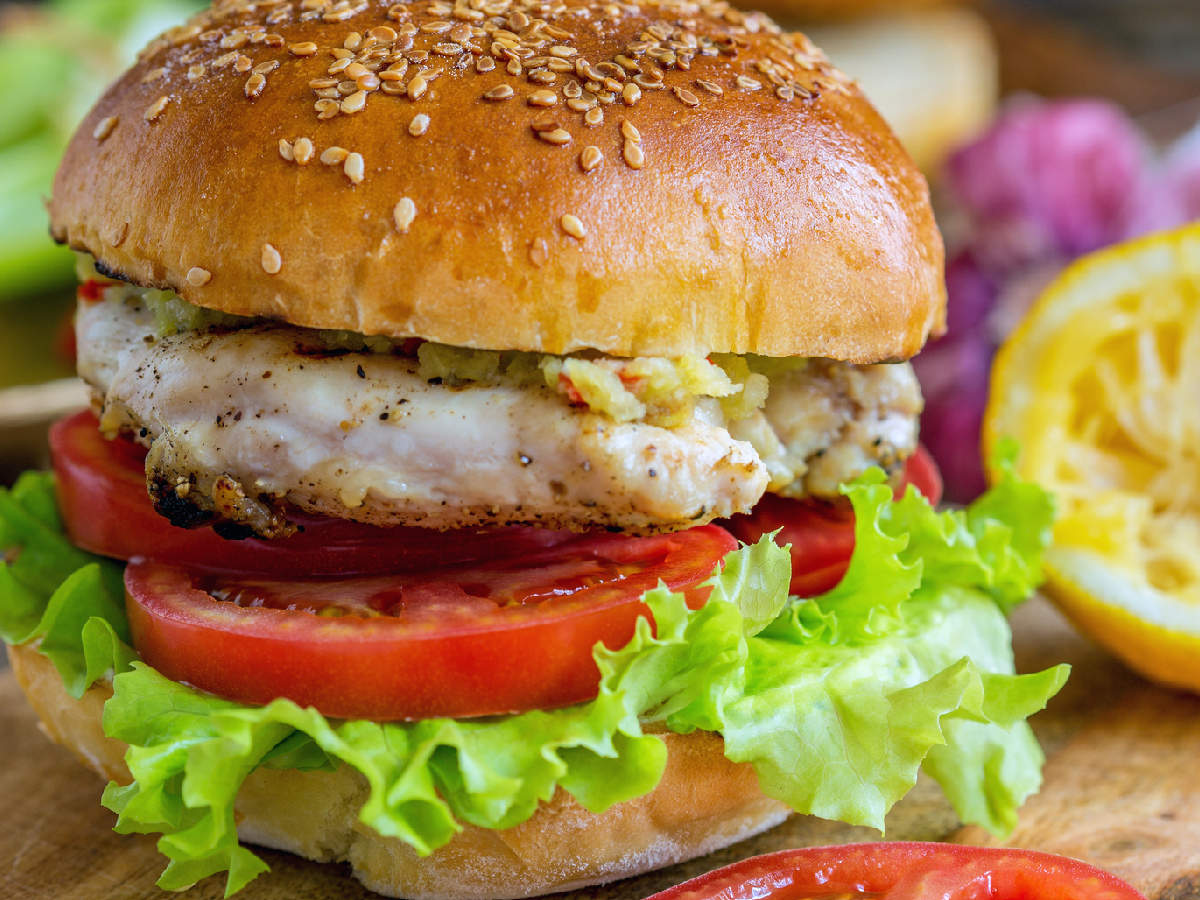 Homemade chicken burgers recipe without eggs or breadcrumbs