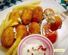 Homemade chicken croquettes recipe without béchamel 2022