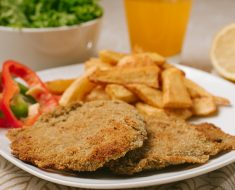 Milanesa recipe stuffed with ham and cheese 2022
