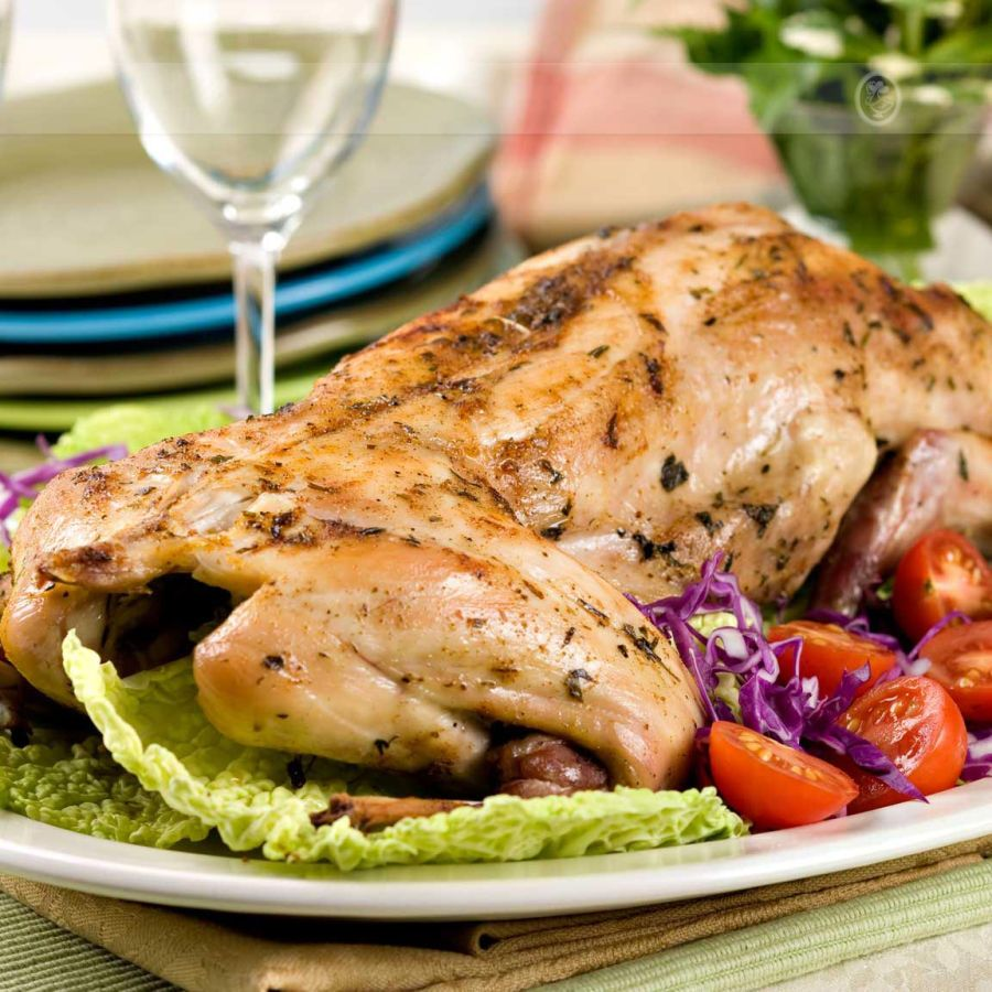Rabbit recipe with nuts 202