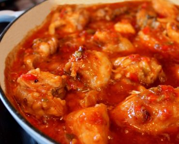 Easy to make Chilindrón Chicken Recipe