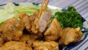Easy to make Japanese Style Fried Chicken Recipe